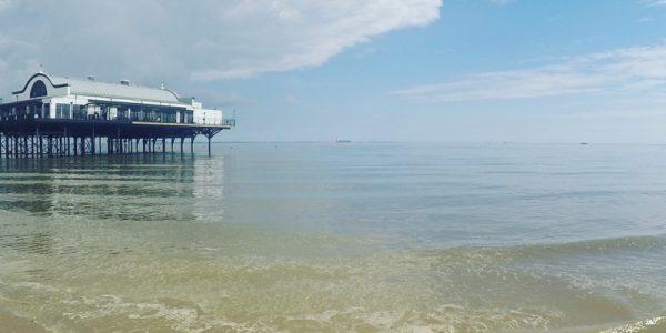 Photo taken of the Cleethorpes Pier