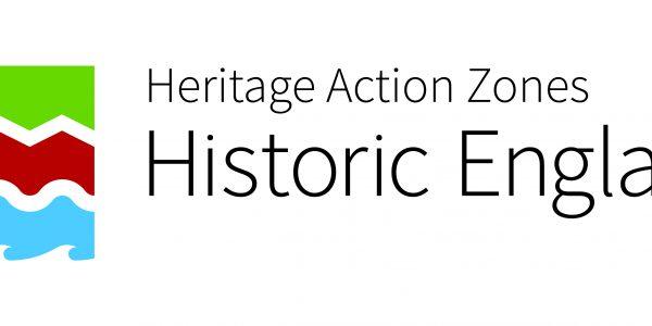 Historic England, Heritage Action Zones logo