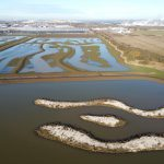 Cress Marsh lagoons