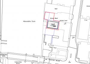 Victoria Mill plan