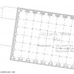 Victoria Mill silo plan