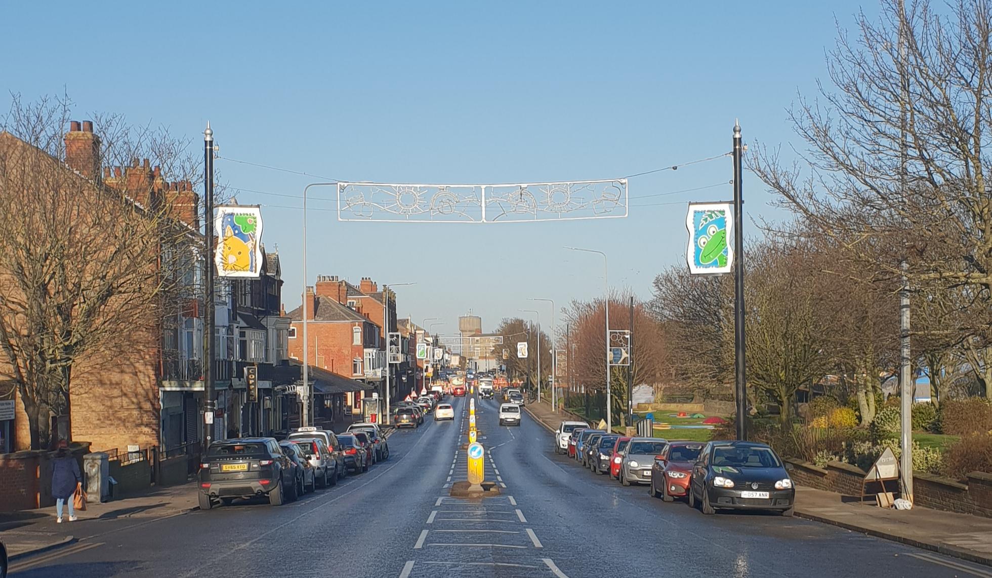 Alexandra Road improvements from next week