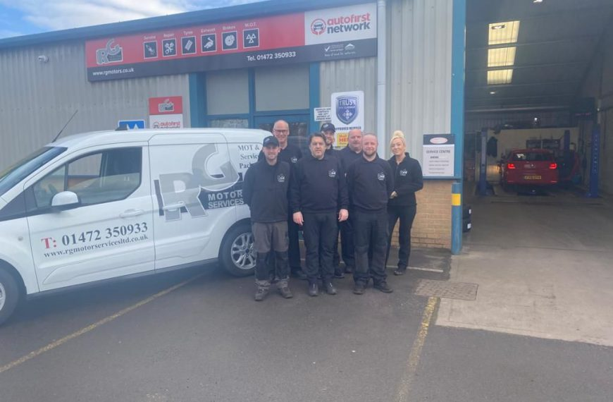 Diversification creates new opportunities in commercial vehicles market for Grimsby garage